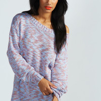 Verity Space Dye Jumper