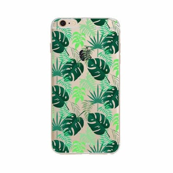 Island Leaves Aloha Case for iPhone 6 6S