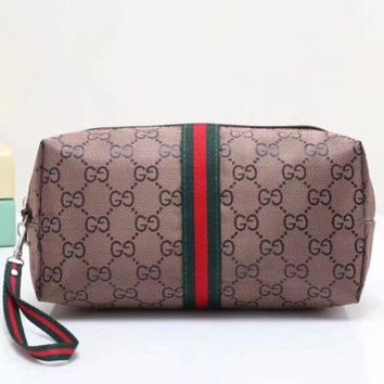 PEAP7HX GUCCI : Women portable Cosmetic Bag