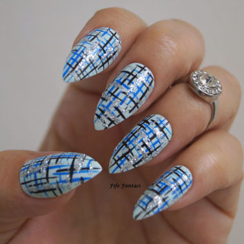 Acrylic Nails Designs Stiletto Splendid Wedding Company