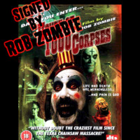 Halloweentown Store: Rob Zombie's House Of 1,000 Corpses11x17 Poster Signed By Rob Zombie