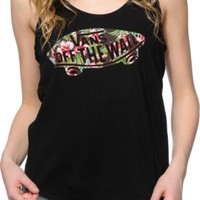 Vans Off The Wall Hawaiian Tank Top