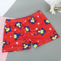 3-6Y Boy children swimwear swimming gripper trunks SALE
