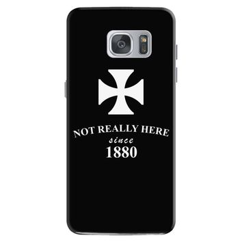 not really here tumblr gift present 1880 Samsung Galaxy S7