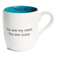 Santa Barbara Design 'You Are My Mom' Mug
