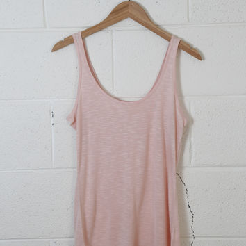 Tuesday Tank, Blush