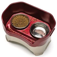 Neater Feeder for Cats