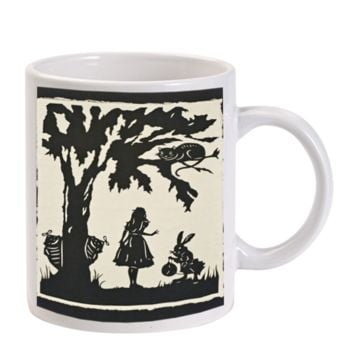 Gift Mugs | Alice Alice And Wonderland Ceramic Coffee Mugs
