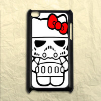 Hello Kitty Star Wars iPod Touch 4 Case