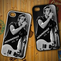 Luke Hemmings style50 V0466 LG G2 G3, Nexus 4 5, Xperia Z2, iPhone 4S 5S 5C 6 6 Plus, iPod 4 5 Case