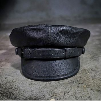2017 Handsome Military Hat Falcon Base Chapeau Militaire Army Black Cap Hats For Men Military Style Caps For Men woman