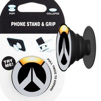 Overwatch Phone Stand & Grip