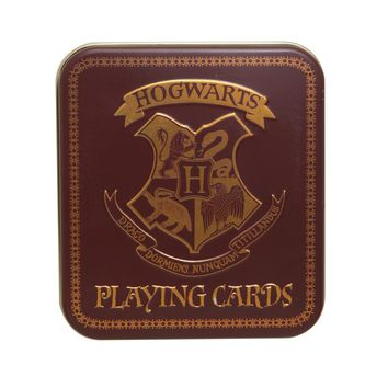 Harry Potter Hogwarts House Playing Cards