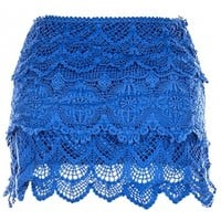 The Royal Blue Skirt - 29 N Under
