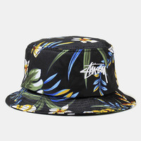 Stussy Paradise Bucket Hat - Black at Urban Industry