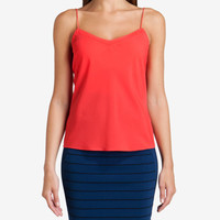 Scalloped edge cami top - 84-MID ORANGE | Tops | Ted Baker
