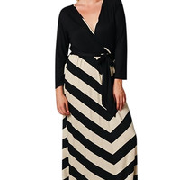 Come Away With Me Maxi Dress Curvy