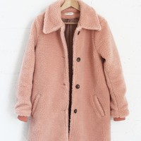 Teddy Coat - More Colors