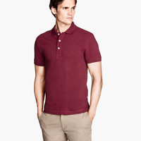 Polo Shirt - from H&M