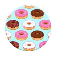 Donut - Universal Pop Up Phone Holder Expanding Stand Grip Mount Socket For Phone or Tablet Day-First™
