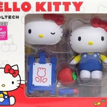 Hello Kitty Movable PVC Action Figure Collectible Model Toy Doll
