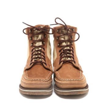 Russell Moccasin SS14 Joes PH II Peanut Chamois - CONTEXT CLOTHING - Free Shipping!