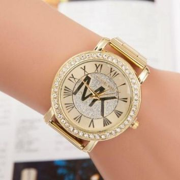 PEAPON MICHAEL KOR WATCHES WOMENS/MENS MK WATCH ROSE GOLD#3