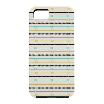 Allyson Johnson Arrow Pattern Cell Phone Case