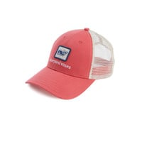 Whale Patch Trucker Hat