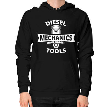 Diesel mechanics Hoodie (on man)