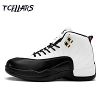 super hot high top authentic basketball shoes cheap retro jordan 12 shoes comfortable  number 1