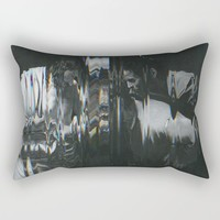 The Incredulity of Saint Thomas Rectangular Pillow by Alayna H.