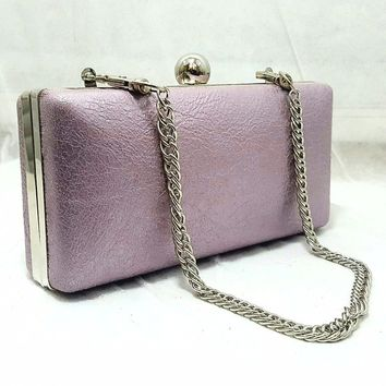 Clutch Roby Pink