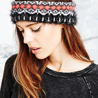 Pop Fairisle Headwarmer - Urban Outfitters