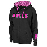 Women's South Florida Bulls College Full Zip Pop Hoodie
