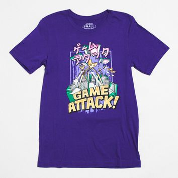 Game Attack Shaun Tee