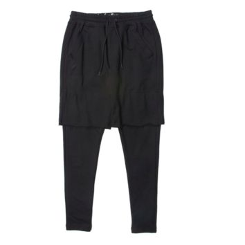 Publish Braylon Shorts Leg Panel In Black