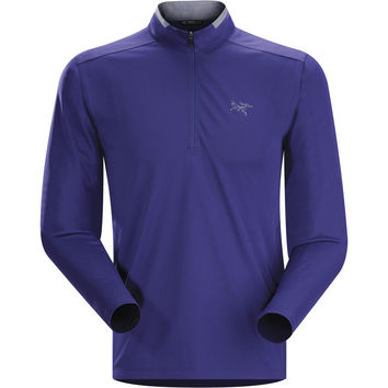 Arc'teryx Iridine Zip-Neck Shirt - Long-Sleeve - Men's