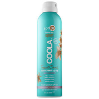 Sport Continuous Spray SPF 30 - Tropical Coconut - Coola | Sephora