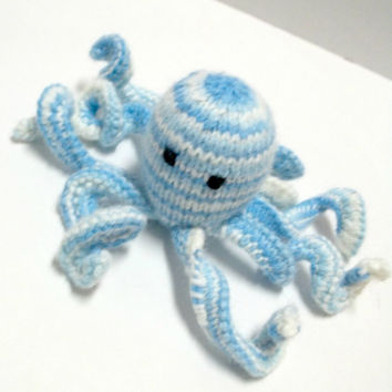 Free Knitting Patterns Stuffed Toys : Best Octopus Stuffed Animal Products on Wanelo
