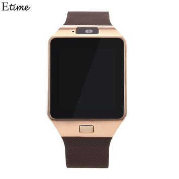 Bluetooth Smart Watch Smartwatch Android Phone Call Relogio 2G GSM SIM TF Card Camera for iPhone Samsung Blutetooth3.0