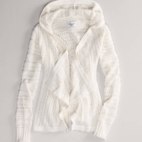 AE Open Stitch Cardigan | American Eagle Outfitters