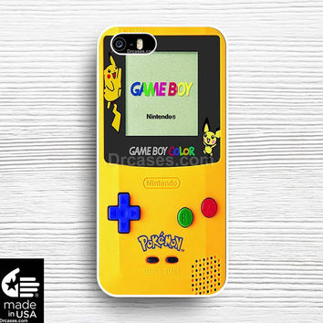 pokemon gameboy iphone 5s 5c 6s case, samsung, ipod, iPad, HTC, Nexus, LG, iPad Cases