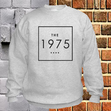 The 1975 Band sweater Sweatshirt Crewneck Men or Women Unisex Size