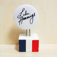 "PCS-PIN-012 - 5SOS Pinback button - 1.75""-Perfcase"