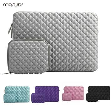 MOSISO Lycra Soft Laptop Sleeve 13.3 inch Laptop Bag Case for Macbook Air 13 New Touch Bar Retina Pro 13'' HP/Dell Notebook Bags