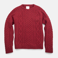 Keith Cable Knit