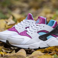 Best Online Sale Nike Air Huarache 1 Women Hurache Running Sport Casual Shoes Sneakers - 06