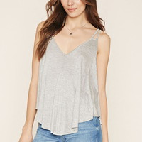 Contemporary Strappy Tank | Forever 21 - 2000185430