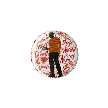 A Nightmare On Elm Street Freddy Krueger Pin